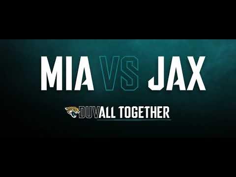 Kickoff Video – Week 3: Miami Dolphins vs. Jacksonville Jaguars