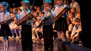 preview picture of video 'Vaikų koncertą Dyvų dyvai pamarėly prisiminus (Klaipėda, 2015)'