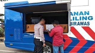 Mesin Print Mobil Sim Keliling Rusak, Pelayanan Dialihkan ke Polresta Palembang