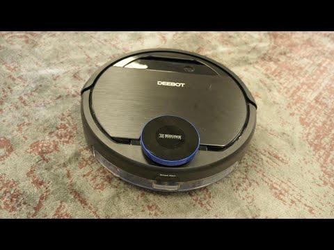 EcoVacs Deebot Ozmo 930 Robot Vacuum Review