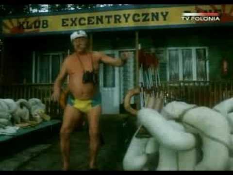 Ekscentryczny dans - Felicjan Andrzejczak
