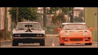 Payback - FAST AND FURIOUS - scena finale - Toretto VS Brian