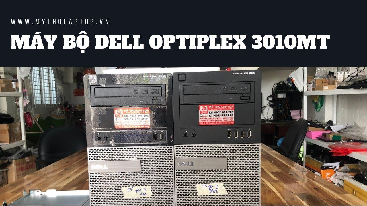 Dell Optiplex 3010MT xài văn phòng siêu bền