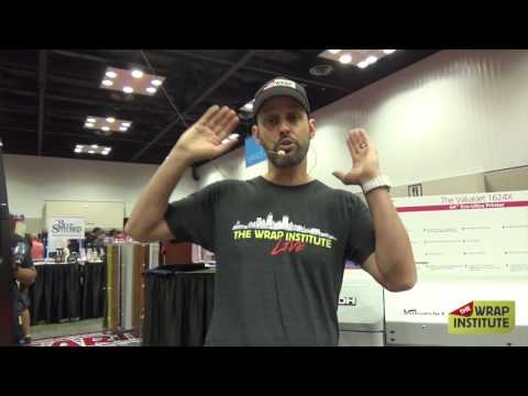 The Wrap Institutes: How to get printing featuring Mutoh America