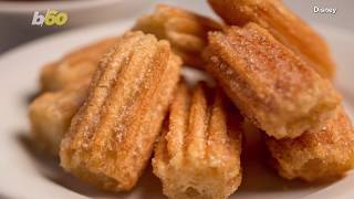 Disney Dessert! Disney Just Released Its Churro Recipe; Here's How To Start Cookin'!