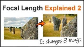 Focal Length Explained Pt. 2