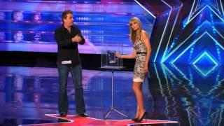 Incredible imaginary friend amazes de judges at America's Got Talent Super mike