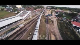 Perjalanan Terakhir Lokomotif Tanah Melayu — Director's Cut Cinematic FPV Drone