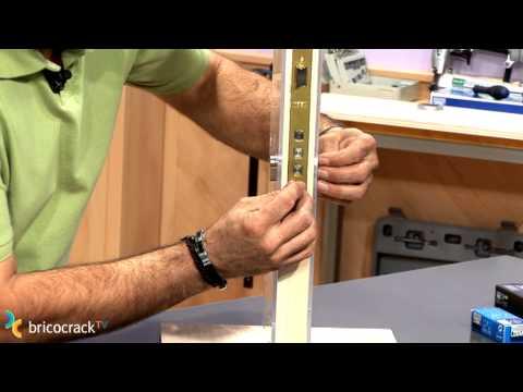 Cambiar el bombillo o cilindro de una cerradura (Bricocrack)