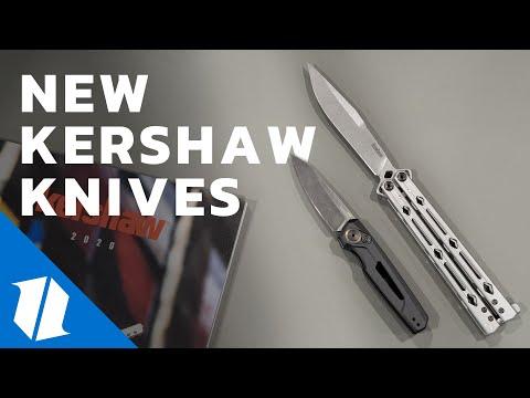 NEW Kershaw Knives | SHOT Show 2020
