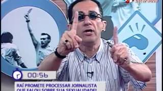 Kajuru Comenta O Suposto Caso De Raí Com Zeca Camargo!
