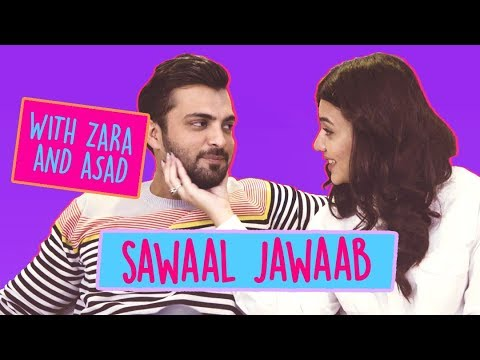 Sawaal Jawaab With Zara Noor Abbas And Asad Siddiqui | ShowSha