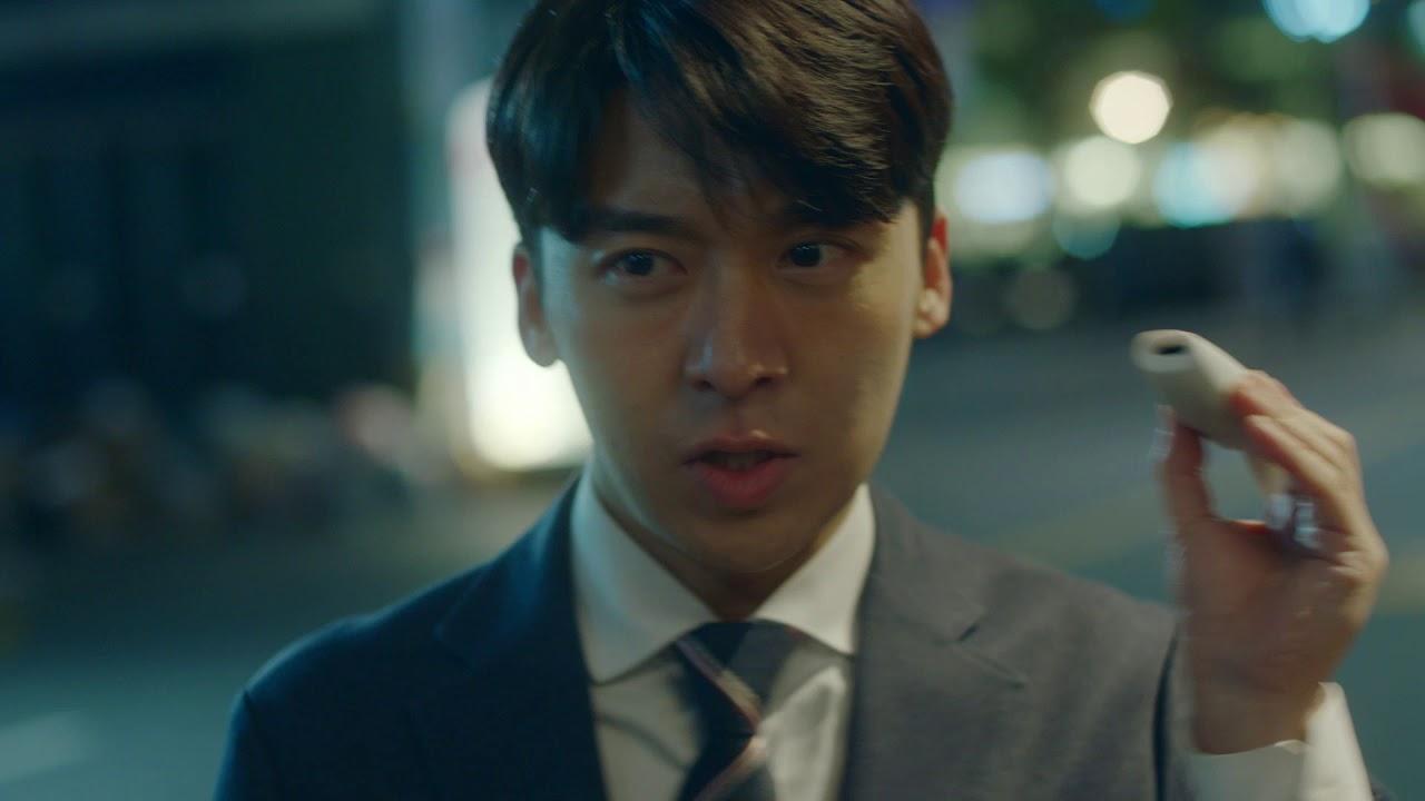 (Blow) 블로우 휴대용 음주측정기-김과장편