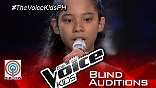 "The Voice Kids Philippines 2015 Blind Audition: ""Chandelier"" by Sassa"