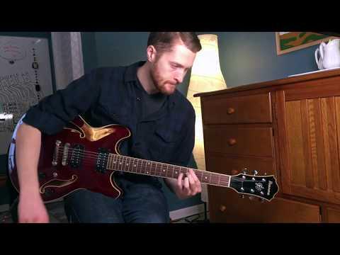 My guitar lesson demo!