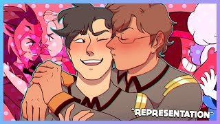 Queerbaiting in animation | A Problematic Excuse For LGBT Representation