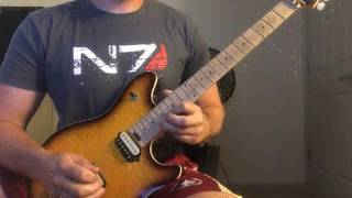 DragonForce - Above The Winter Moonlight Guitar Solo (HQ) Full Instrumental