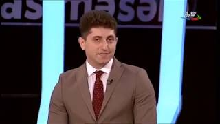 "Togrul Guluzadeh | AzTV ""The Main Issue"""