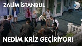 Nedim, evlenme olayını duyduktan sonra kriz geçiriyor! - Zalim İstanbul 14. Bölüm