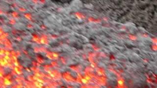 Erupción del Volcán Pacaya (Guatemala)