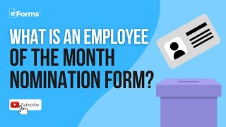 Employee of the Month Nomination Forms - EXPLAINED