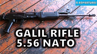 Galil Rifle, Field Strip & Full Auto Philippines S4, Vlog 47