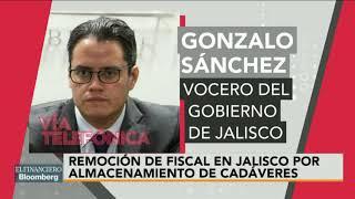 """""""Tenemos 440 cadáveres en proceso de identificación"""": Gonzalo Sánchez"""