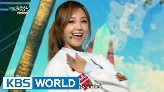 Apink (에이핑크) - Remember [Music Bank HOT Stage / 2015.07.24]