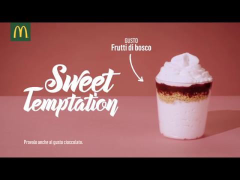 Sweet Temptation - Frutti di bosco