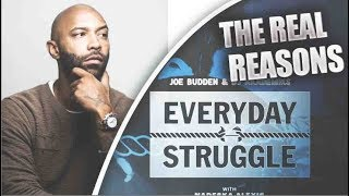 The Real Reason Joe Budden Left  Everyday Struggle |  Shady Business Moves!
