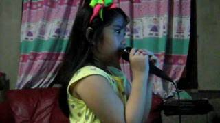 ALONE (angela sings alone)