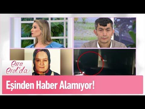 İlyas Bey eşi Seda Alkan dan haber alamıyor! - Esra Erol da 25 Mart 2019