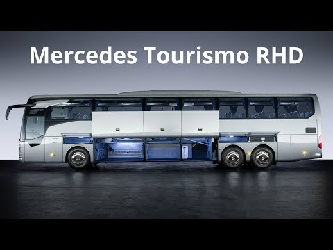 Download 2017 Mercedes-Benz Tourismo RHD - New Star in the Bus and Coach Firmament HD Video