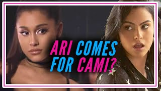 Ari Coming For Cami Mendes? | Ariana Grande - Break Up With Your Girlfriend, I'm Bored REACTION