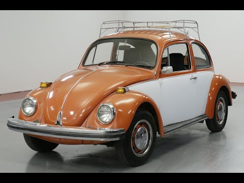 Video of 1974 Beetle - $6,900.00 Offered by Worldwide Vintage Autos - P1F5