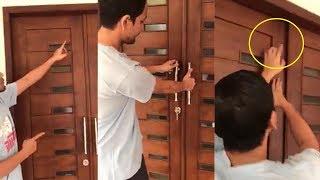Dengan Cara Ini, Maling Bisa Leluasa Masuk Rumah Tanpa Rusak Pintu, Wajib Waspada!