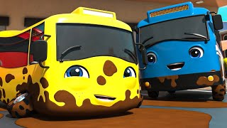 Carwash Song! | +More Baby Songs | Nursery Rhymes | Little Baby Bum