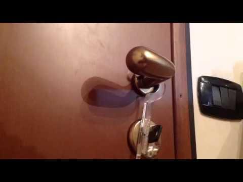 Fermachiave per porta blindata d mail - Paletto porta blindata ...