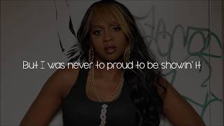 Remy Ma   Conceited (Lyrics Video)