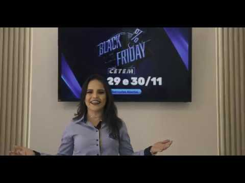 CETEM - Black Friday 2019
