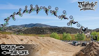 Day in the Life - Axell & Colby Learn To Backflip EP.10