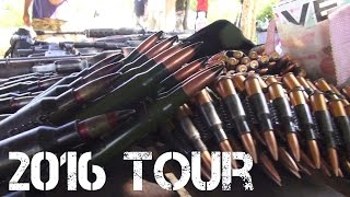 Steve Lee  I Like Guns/Bike Tour of Cambodia Invite & Info