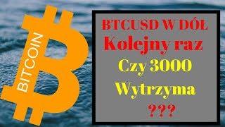 Bitcoin: Znowu niżej, Nuda - 3k wytrzyma ??? BTC analiza 09.12.2018