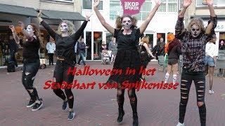 Halloween in het Stadshart Spijkenisse