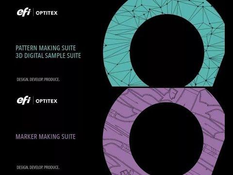 EFI Optitex 19 Sp2 V19.0.328 + Leather Nest+Multicore Work All Windows | Released 29 June 2019
