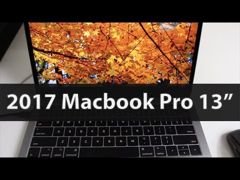 "MacBook Pro 13"" 2017 (Non-touch bar) - My Review"