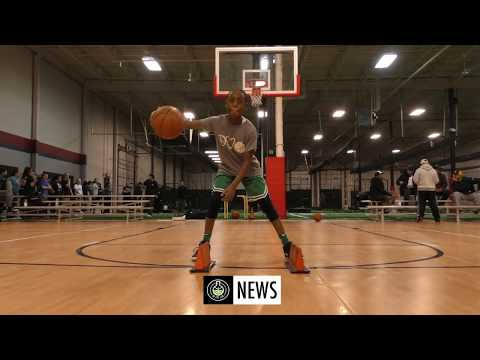 9 Y/O In The Lab WORKING ON HIS GAME!! Jahlil