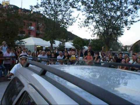 GascoBros trial show at Colfiorito