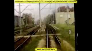 preview picture of video 'Linia D29-144 - Borowiany - Fosowskie. 2008r. [LQ]'
