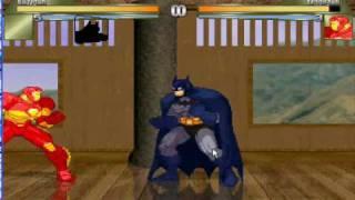Mugen Batman Demos